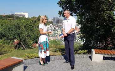 Виталий Кличко рассказал, как заработал свои первые деньги