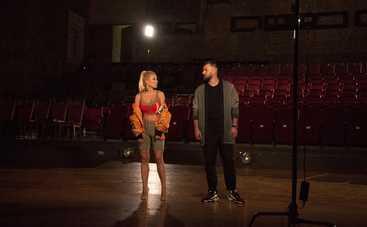 TamerlanAlena показали эксклюзивные эпизоды из фильма «Леса» в клипе «Возврата.net»