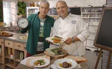 Готовим вместе: быстрые блюда (эфир от 26.08.2018)