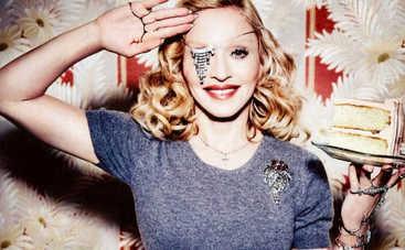 Мадонна стала предметом насмешек на церемонии вручения MTV