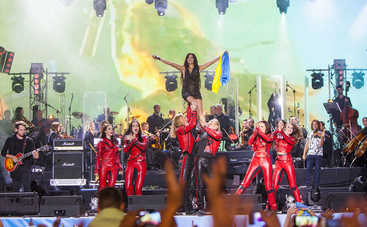 Батурин. Ренессанс Независимости: Руслана собрала более 10 тысяч человек на фестивале