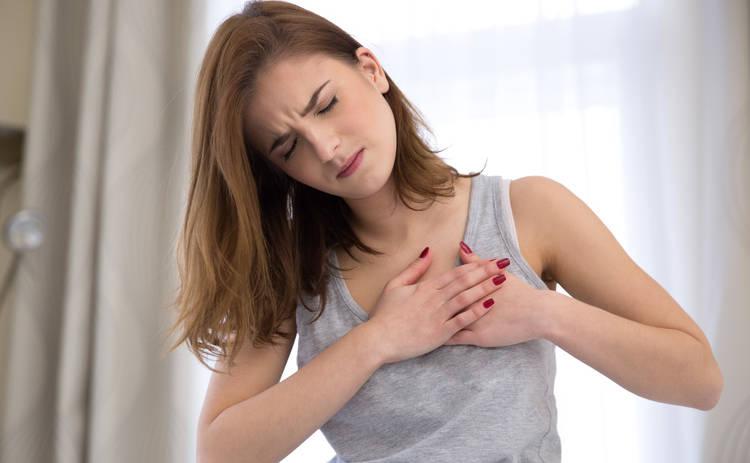 8 главных симптомов сердечного приступа