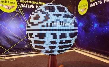 Хогвартс, Мстители и Звезда Смерти: украинские LEGO-стройки, которые хочется увидеть своими глазами