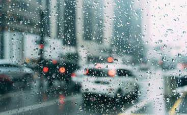 Управление машиной во время дождя: как избежать аварии