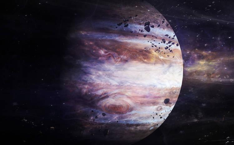 На Юпитере обнаружены признаки существования воды