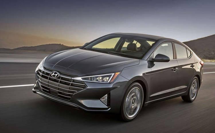 Новая усовершенствованная Hyundai Elantra