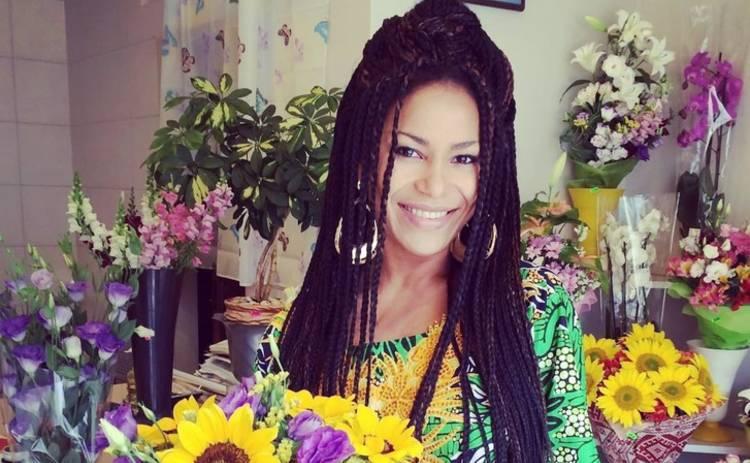 Гайтана впервые показала публике своего мужа