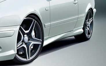 Пороги в машине: советы по предотвращению сколов и царапин