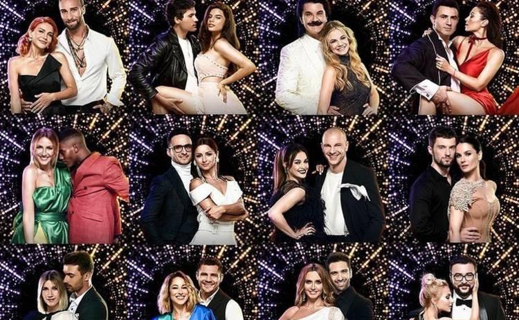 На шоу «Танці з зірками» зарождается роман в одной из пар?