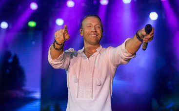 Олег Винник дважды выйдет на сцену киевского Дворца спорта