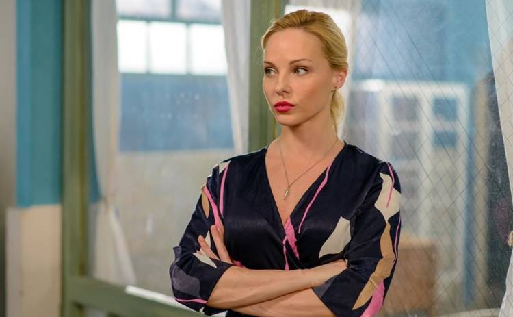 «Лікар Ковальчук»: Дар'я Трегубова стане «всесвітнім злом» другого сезону