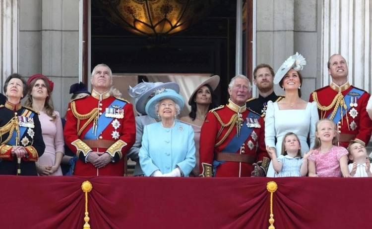 Королевская свадьба: племянница Елизаветы II выходит замуж за бывшего Миддлтон