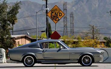 Ford Mustang: 10 главных ролей в культовых фильмах