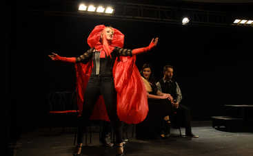 «Зрителям смотреть воспрещается» — комедия от киевского театра «Тысячелетие»