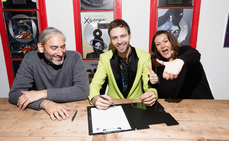 Макс Барских подписал рекордный контракт с известным мейджор-лейблом