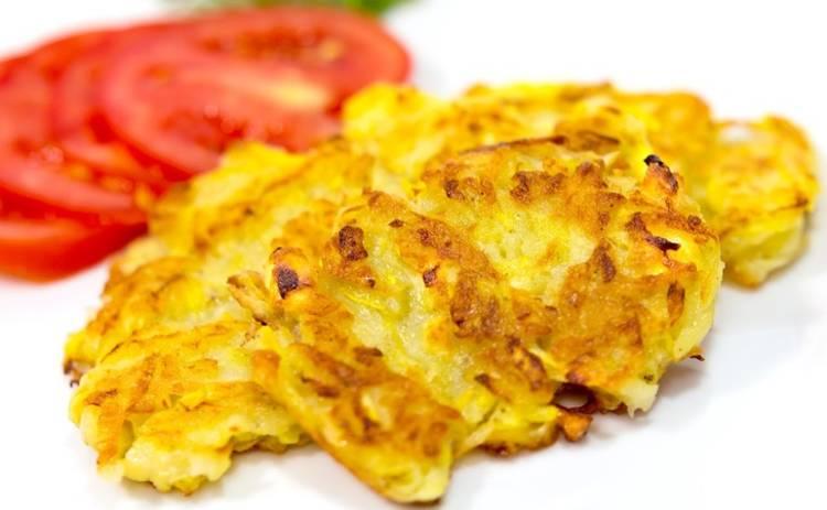 Драники из кабачков: вкусный и полезный обед за 30 минут (рецепт)
