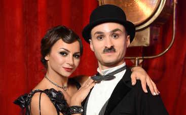 Участники «Танців з зірками 2018» удивили образами Чарли Чаплина и Майкла Джексона