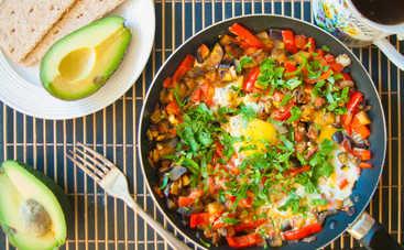 Яичница по-армянски за 10 минут (рецепт)