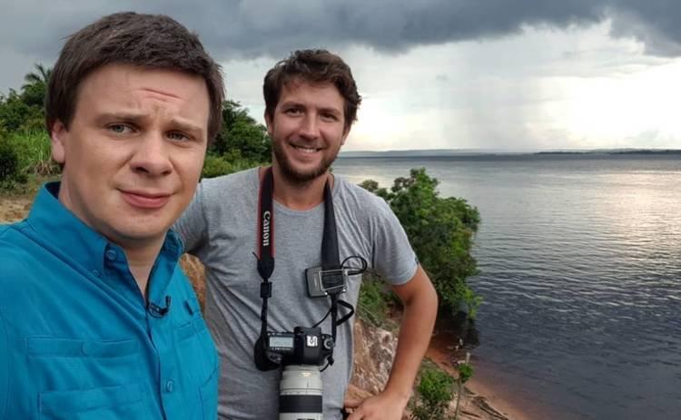 «Мир наизнанку»: Дмитрий Комаров попал в бандитское логово