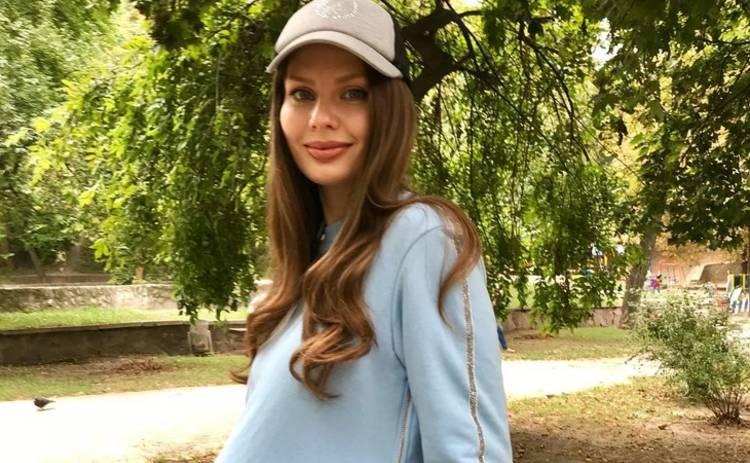 Известная украинская телеведущая впервые стала мамой