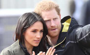 Официально! Меган Маркл и принц Гарри ждут первенца
