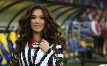 Наталка Карпа стала талисманом сборной Украины