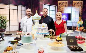 Король десертов: смотреть 7 выпуск онлайн (эфир от 17.10.2018)