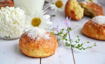 Творожные булочки на завтрак за 20 минут (рецепт)