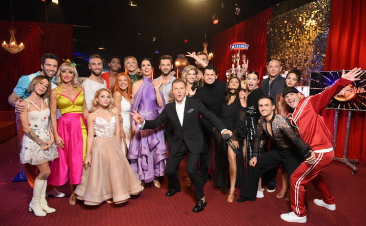 Участники шоу «Танці з зірками-2018» поженились: первое видео со свадьбы
