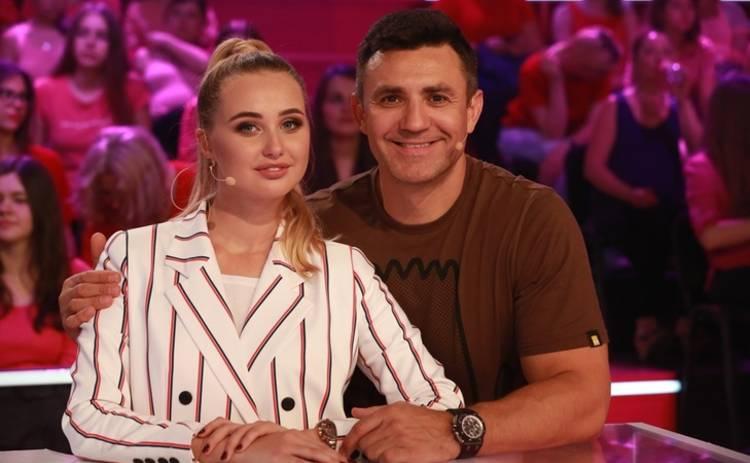 Жена Николая Тищенко совершила преступление