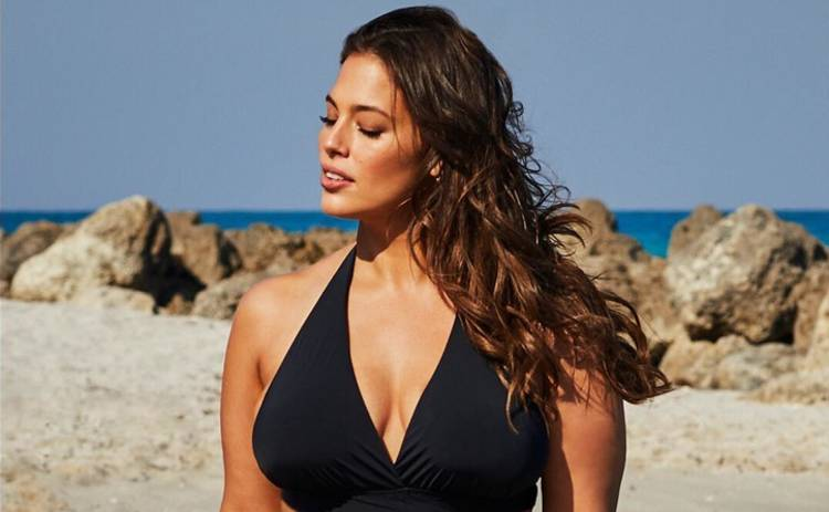 Популярная модель plus size Эшли Грэм неожиданно похудела
