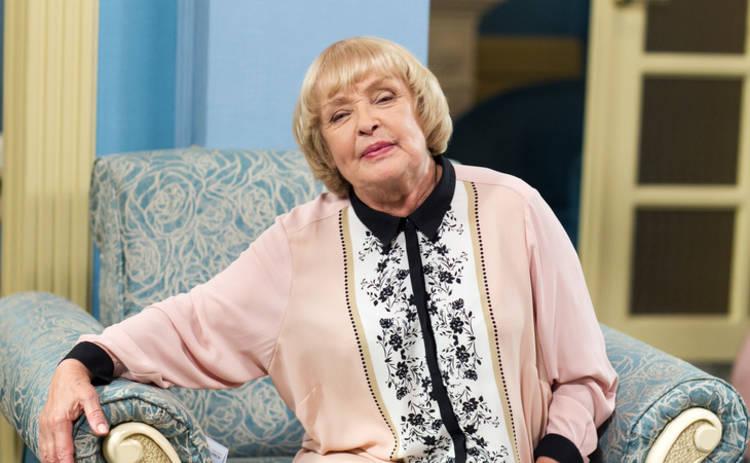 Известная украинская актриса стала прабабушкой
