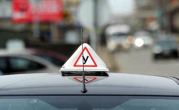 Водители-новички будут получать права только на 2 года