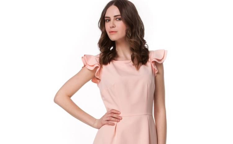 Модный тренд 2019: одежда пудрового цвета