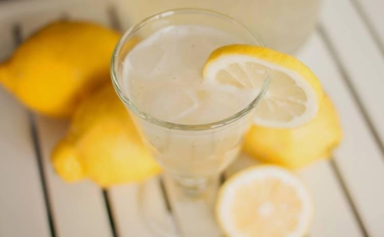 Лимонад в домашних условиях за 5 минут (рецепт)