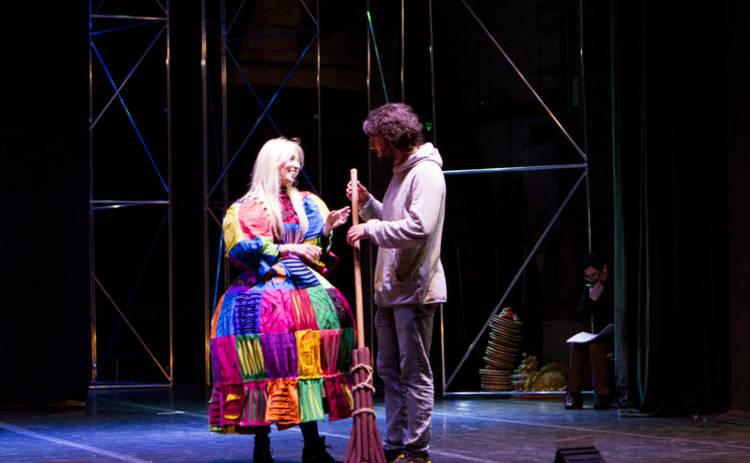 Фронтмен AVIATOR Дмитрий Тодорюк готовит мировую премьеру оперы-сказки
