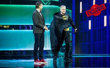 Андрей Доманский: ученый, Бэтмен, капитан, парашютист