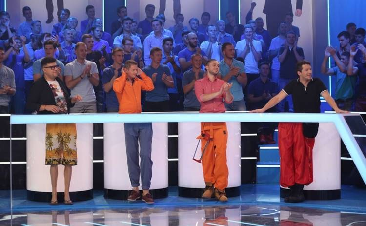 Участника шоу «Хто зверху?» переехал автобус