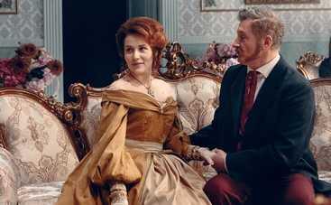 Звезда сериала «Крепостная» Наталка Денисенко впервые показала сына
