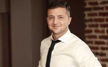 Владимир Зеленский стал фронтменом известной украинской группы