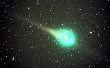 К Земле летит зеленая комета: украинцы смогут увидеть ее на небосклоне в декабре
