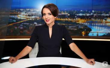 Ведущая «Вікна-новини» Юлия Янчар рассказала, как справляется с эмоциями перед прямым эфиром