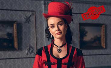 Звезда сериала «Крепостная» Ксения Мишина: Моя героиня похожа на Дарью Салтыкову