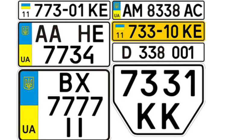 Нумерология и значение цифр номерного знака автомобиля