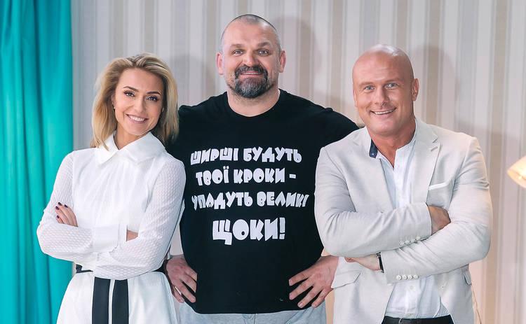 Анонсы канала СТБ на неделю с 12 по 18 ноября 2018 года