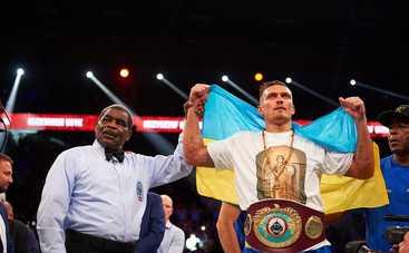 «Интер» покажет главный боксерский поединок осени: Александр Усик – Тони Беллью