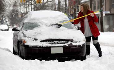 Чем опасны снег и мороз для авто