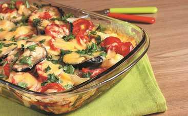 Сочно и вкусно! Запеканка из картофеля и курицы (рецепт)