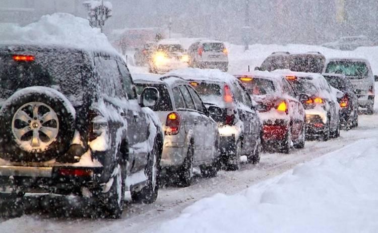 Особенности зимней езды на автомобиле: 3 полезных совета