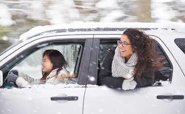 Полезные вещи, которые пригодятся каждой автоледи в зимний период